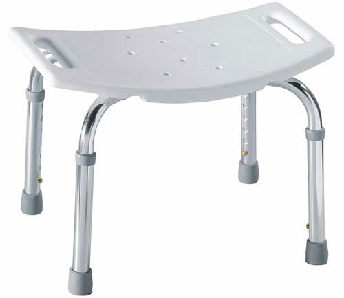 Best material for shower bench